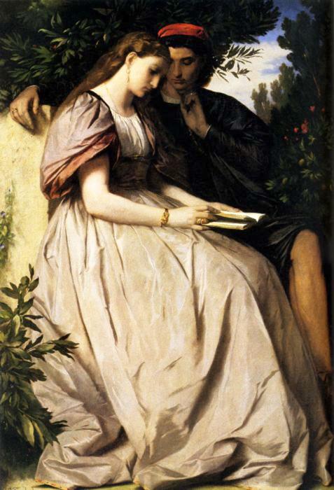 А. Фейербах. Паоло и Франческа (477x700, 93Kb)