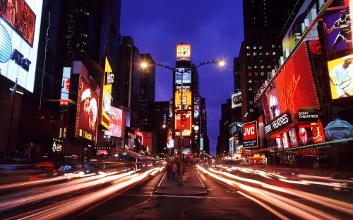 Ночные городские пейзажи. Часть 2