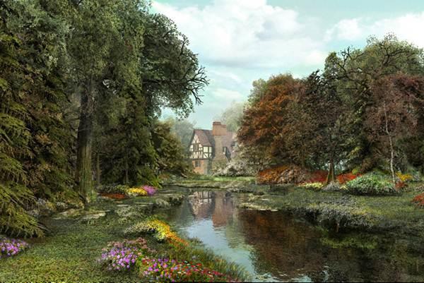 Цифровой художник Dominic Davison 35 (600x401, 52Kb)