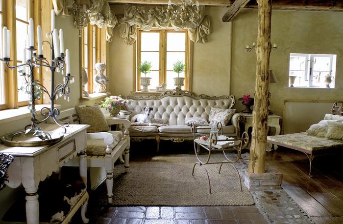 Купить дом в деревнье франции