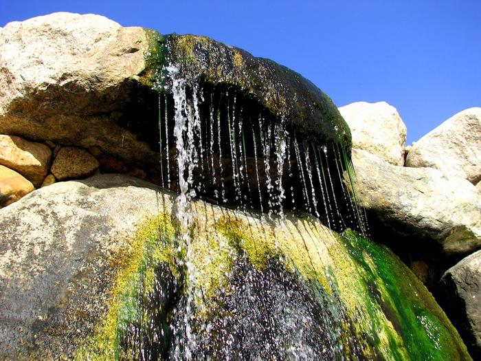 Сад камней Нохтен - Lausitzer Findlingspark Nochten 98713