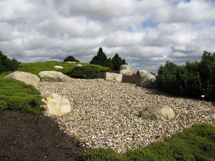 Сад камней Нохтен - Lausitzer Findlingspark Nochten 90943