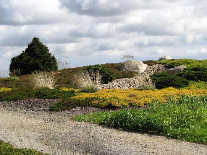 Сад камней Нохтен - Lausitzer Findlingspark Nochten 85686