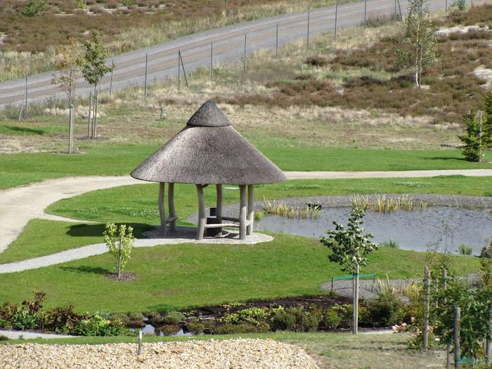 Сад камней Нохтен - Lausitzer Findlingspark Nochten 22357