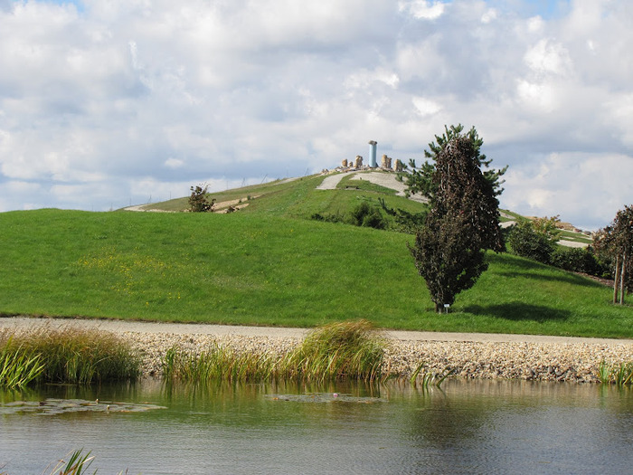 Сад камней Нохтен - Lausitzer Findlingspark Nochten 20349