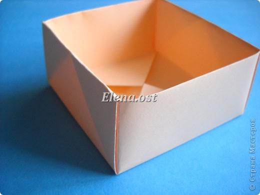 Как согнуть бКак сделать крышку для коробочки