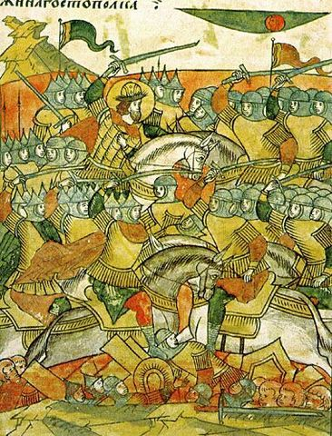 Битва на Чудском озере (366x480, 75Kb)