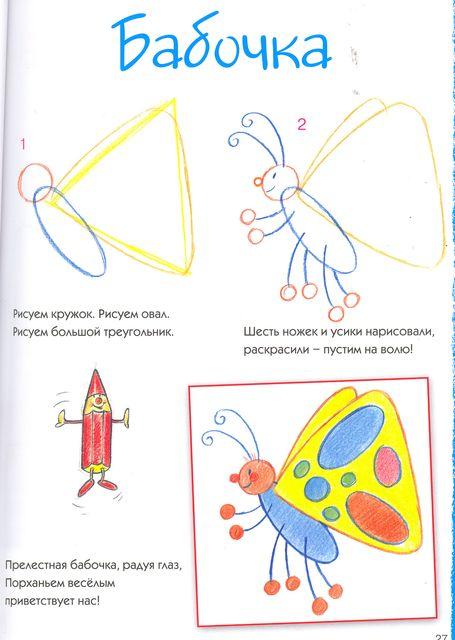 Рисуем сами своими руками для детей