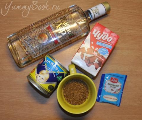 бейлис в домашних условиях рецепт с фото