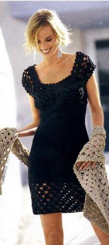 Красивые кружевные платья.