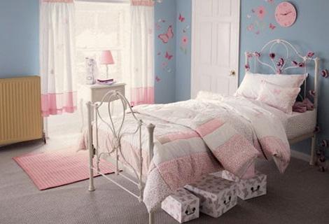 Спальня для девочки фото.
