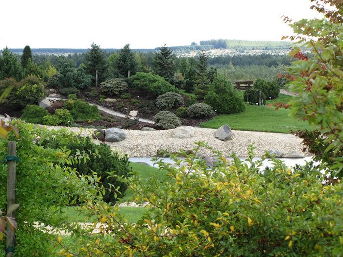 Сад камней Нохтен - Lausitzer Findlingspark Nochten 96430