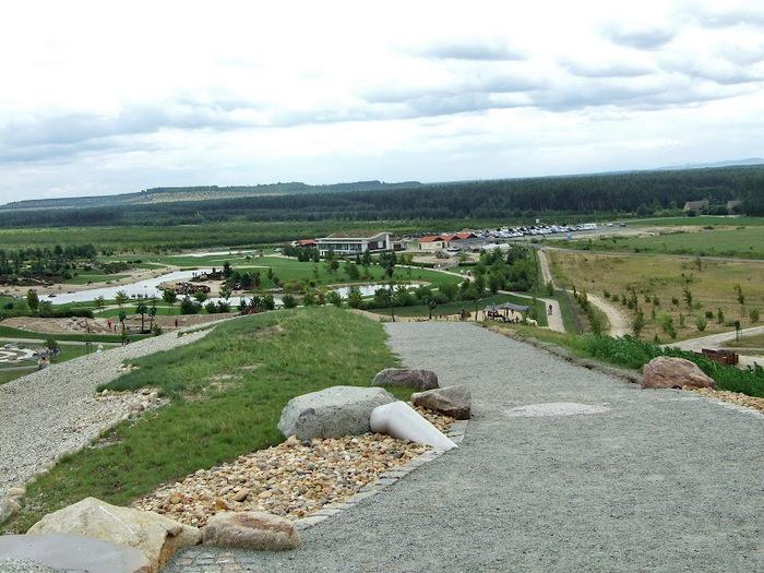 Сад камней Нохтен - Lausitzer Findlingspark Nochten 80892
