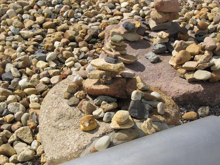 Сад камней Нохтен - Lausitzer Findlingspark Nochten 74982