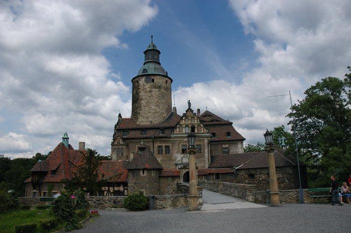 Замок Чоха (Czocha). Польша, Силезия 34628