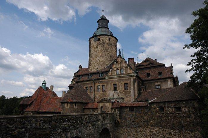 Замок Чоха (Czocha). Польша, Силезия 70567