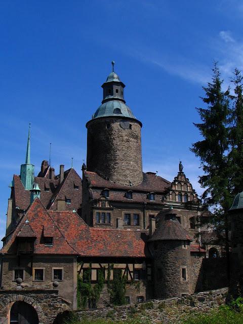Замок Чоха (Czocha). Польша, Силезия 62579