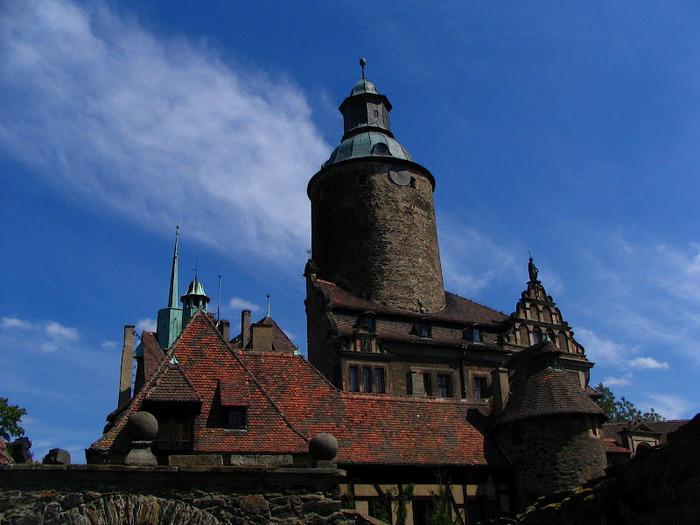 Замок Чоха (Czocha). Польша, Силезия 58916