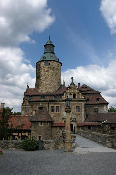 Замок Чоха (Czocha). Польша, Силезия 72942
