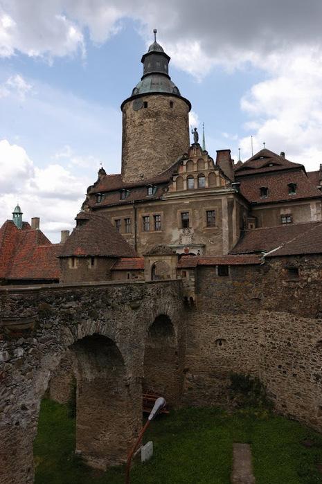 Замок Чоха (Czocha). Польша, Силезия 23760