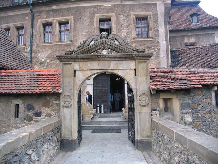 Замок Чоха (Czocha). Польша, Силезия 41310