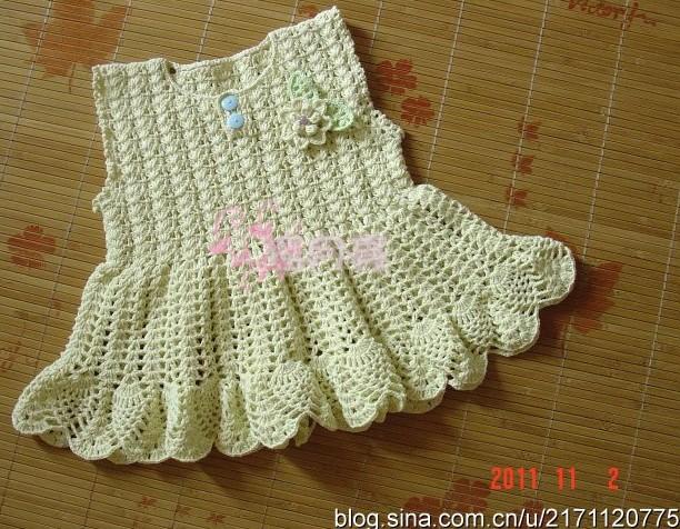 Летнее  платье с  широкой юбочкой ,отделанной красивой каймой крючком для девочки/4683827_20120325_192742 (612x476, 133Kb)