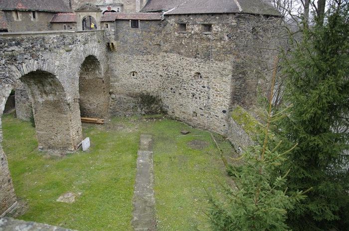 Замок Чоха (Czocha). Польша, Силезия 71142