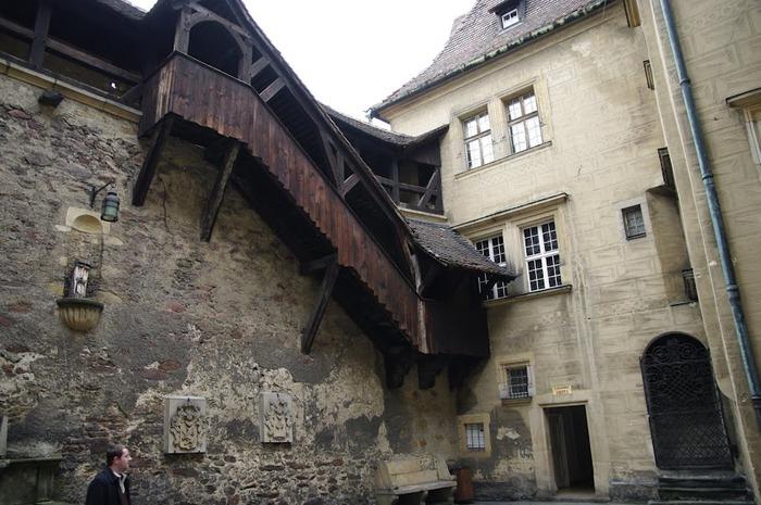 Замок Чоха (Czocha). Польша, Силезия 10959