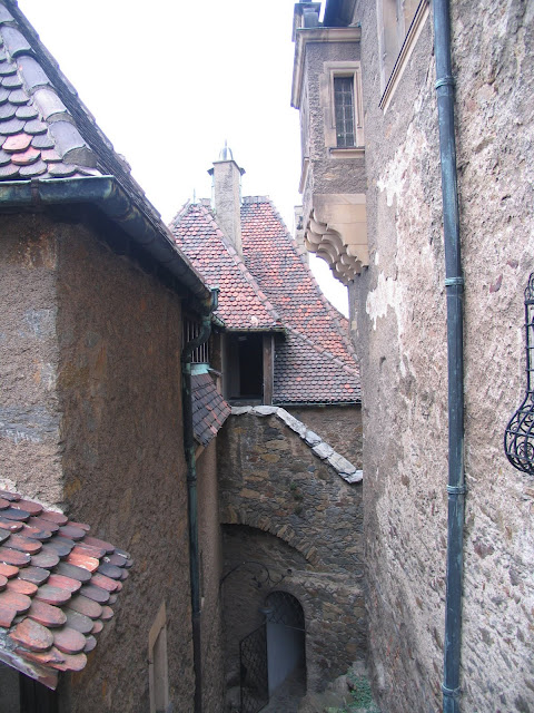 Замок Чоха (Czocha). Польша, Силезия 32252