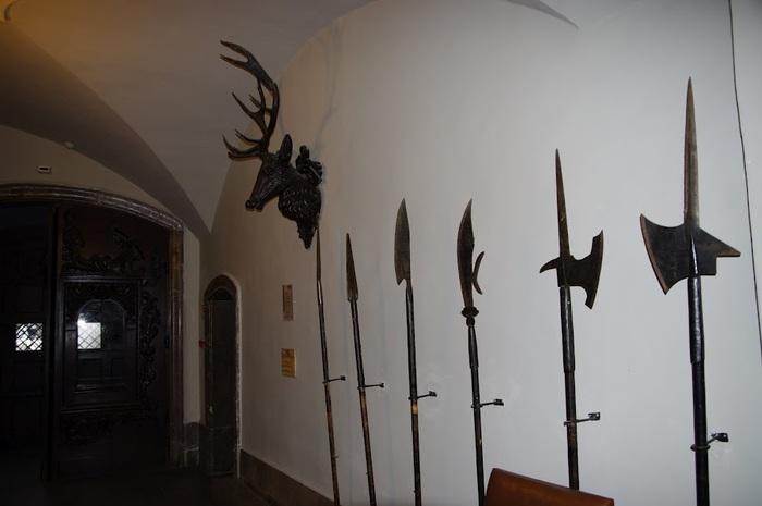 Замок Чоха (Czocha). Польша, Силезия 49291