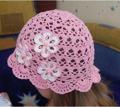 Детская ажурная панамка с цветочками крючком/4683827_20120409_120646 (399x357, 49Kb)