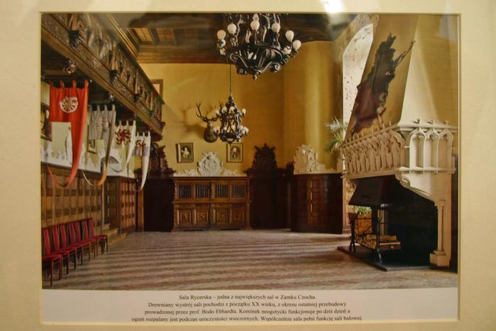 Замок Чоха (Czocha). Польша, Силезия 90417
