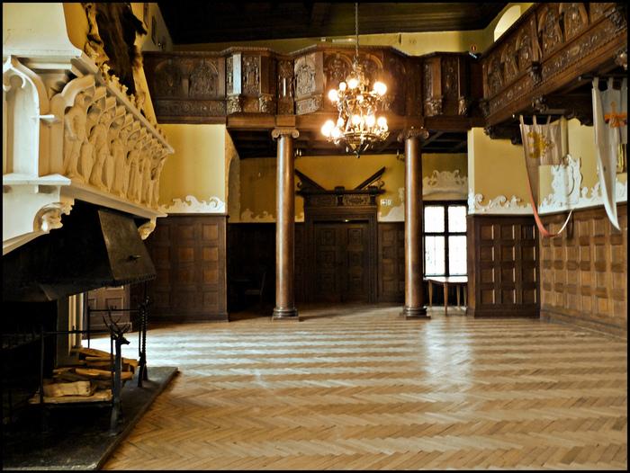 Замок Чоха (Czocha). Польша, Силезия 11842