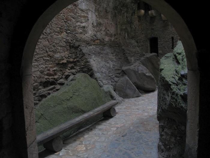Замок Чоха (Czocha). Польша, Силезия 99430