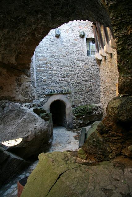 Замок Чоха (Czocha). Польша, Силезия 71661