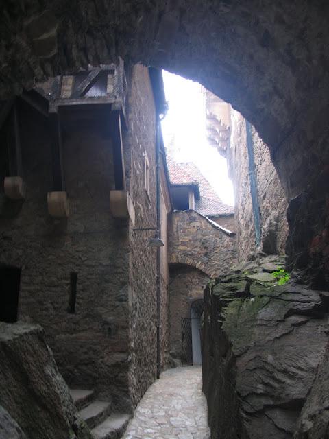 Замок Чоха (Czocha). Польша, Силезия 51378
