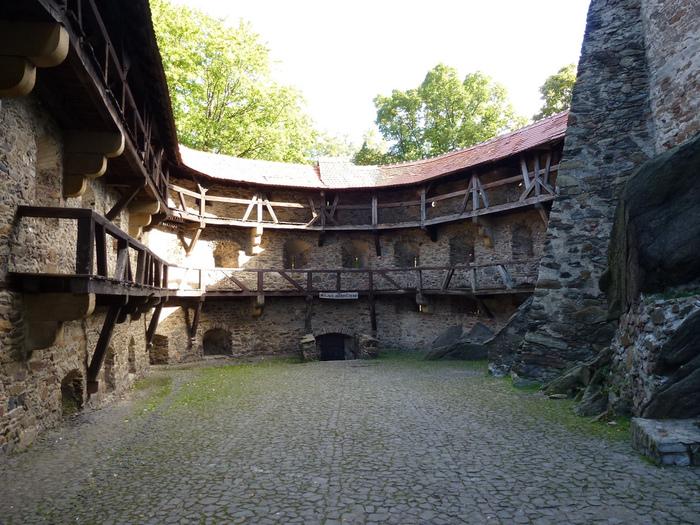 Замок Чоха (Czocha). Польша, Силезия 76641