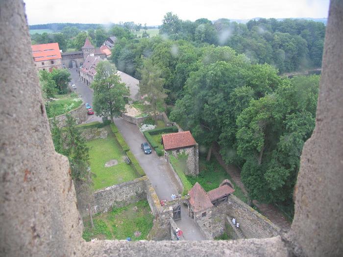 Замок Чоха (Czocha). Польша, Силезия 78653