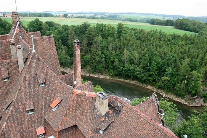 Замок Чоха (Czocha). Польша, Силезия 88747