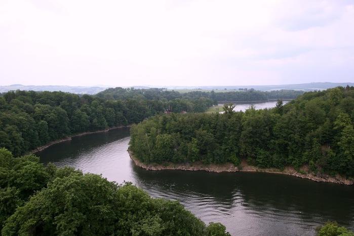 Замок Чоха (Czocha). Польша, Силезия 31950
