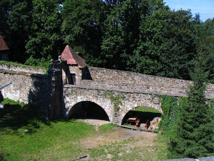 Замок Чоха (Czocha). Польша, Силезия 36107