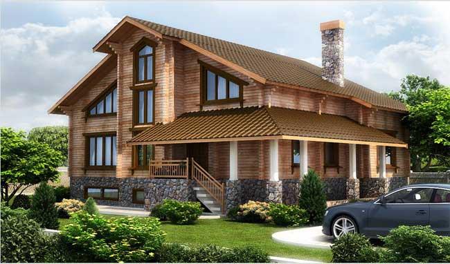 Статус про красивый дом