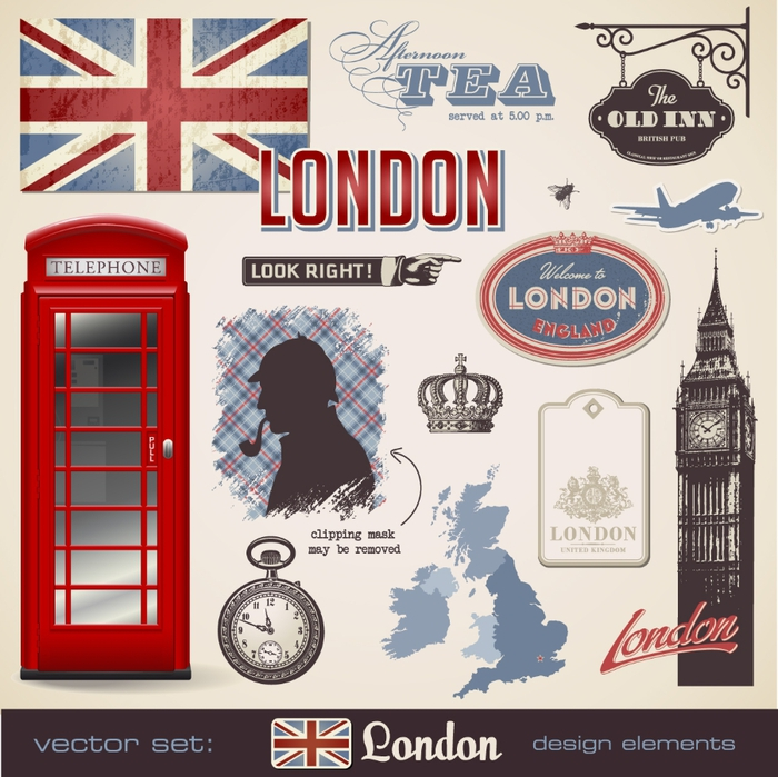 Картинки для декупажа лондон париж