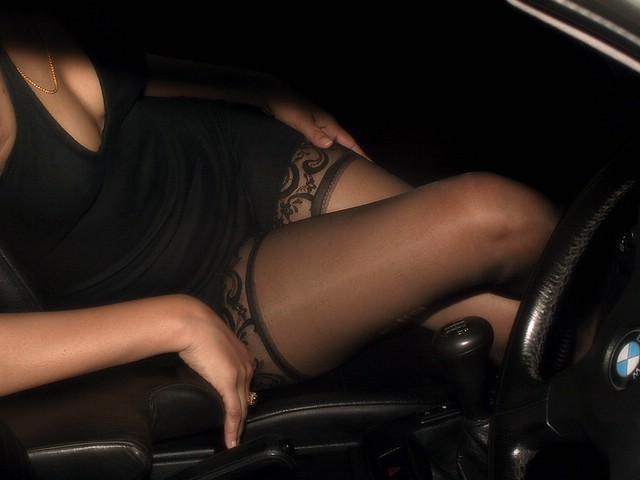 Привлекательные девушки от BMW.