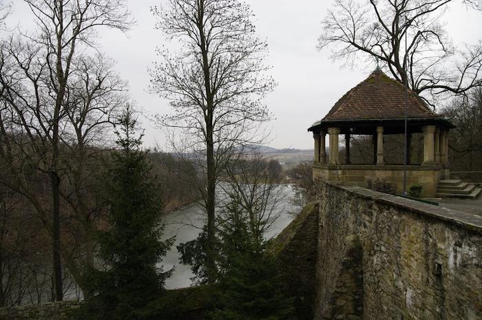 Замок Чоха (Czocha). Польша, Силезия 78574