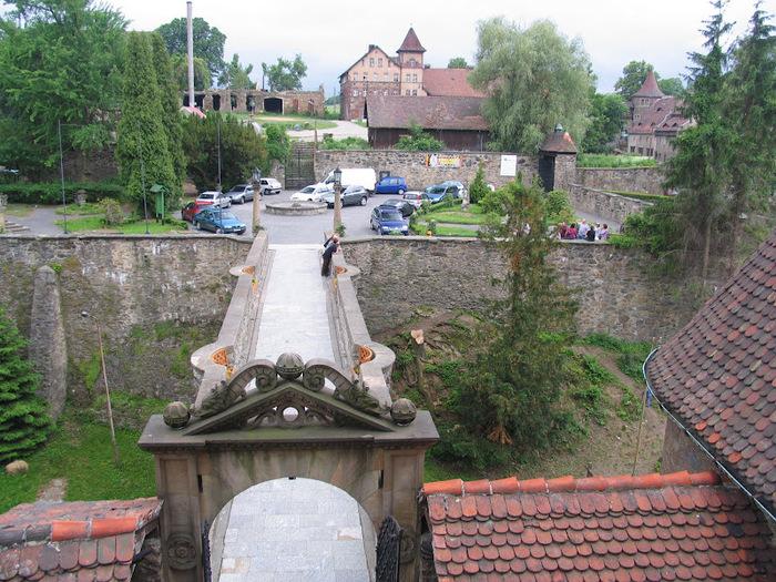 Замок Чоха (Czocha). Польша, Силезия 72524