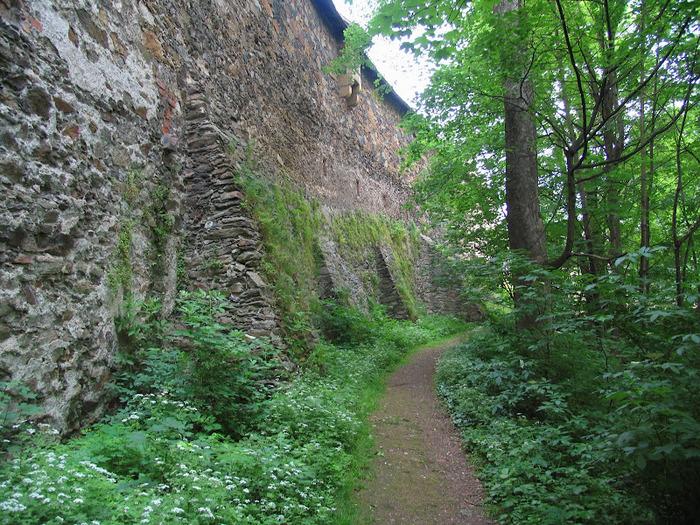 Замок Чоха (Czocha). Польша, Силезия 84600