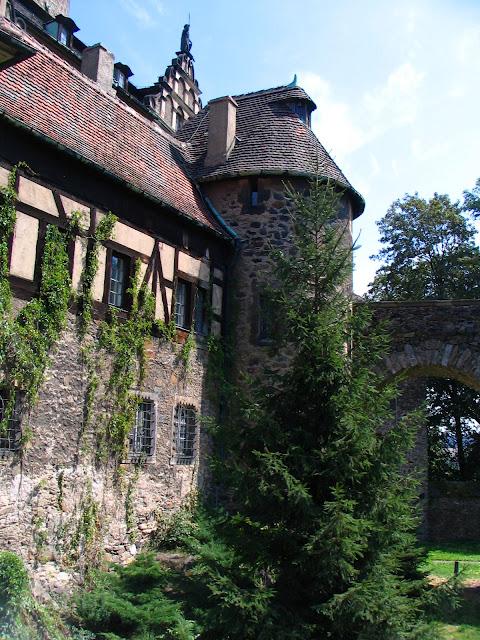 Замок Чоха (Czocha). Польша, Силезия 73042
