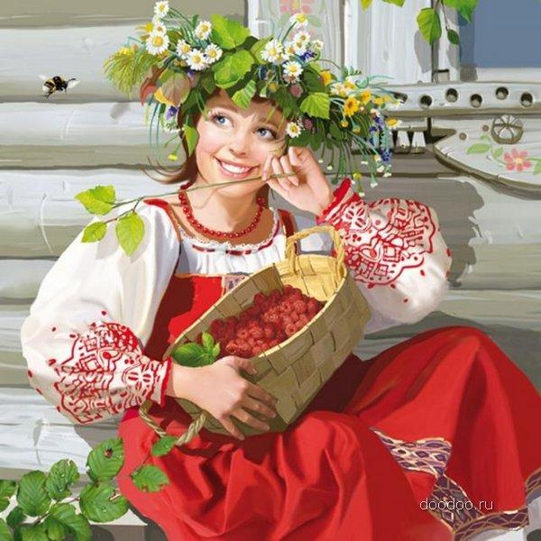 Картинки по запросу девочка ест  Пирожное с  малиной
