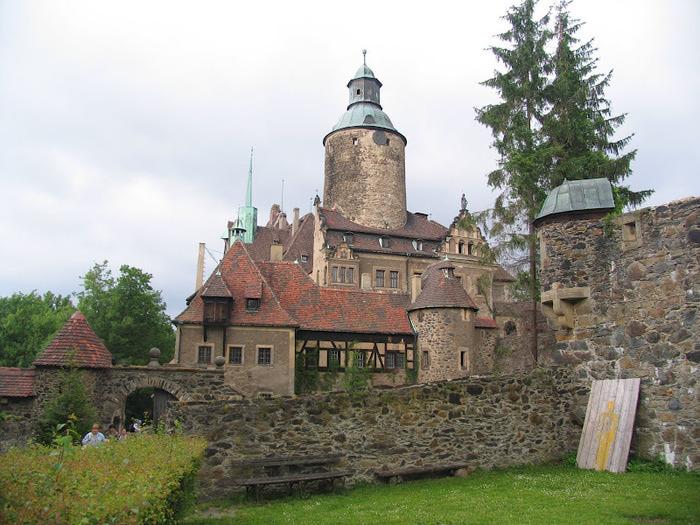 Замок Чоха (Czocha). Польша, Силезия 60854